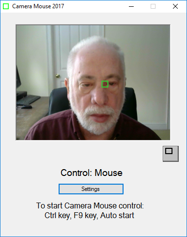 Camera Mouse 2017
